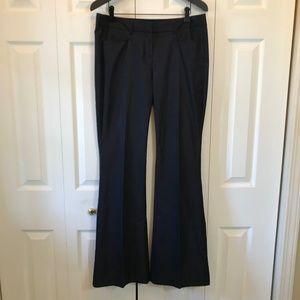 Express Editor Dark Denim Blue Trouser Work Pant 6